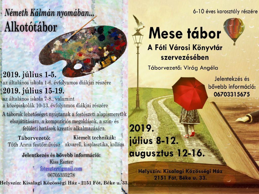 Könyvtár_Németh Kálmán Emlékház tábor